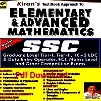 elementary and advance maths by kiran