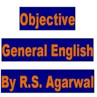 Objective General English By R.S. Agarwal