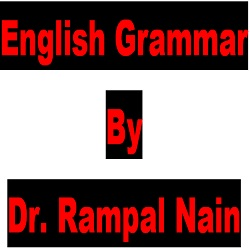 English Grammar By Dr. Rampal Nain