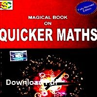 quicker maths by m tyra