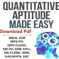 Quantitative Aptitude Book By Ramandeep Singh