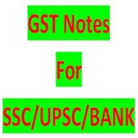 gst notes aryo.in